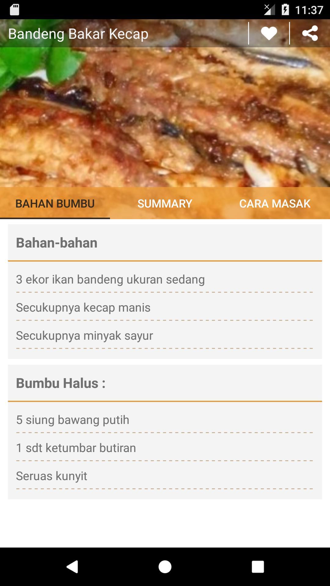 Kumpulan Aneka Resep Ikan Bakar Lezat安卓下载 安卓版apk 免费下载