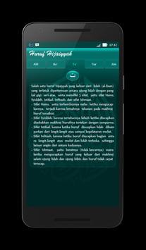 Belajar Tajwid KdD apk screenshot