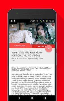 Yeyen Vivia poster