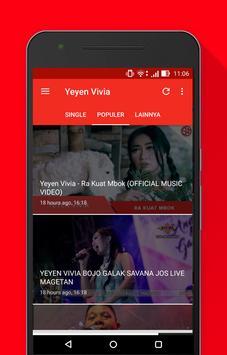 Yeyen Vivia screenshot 1