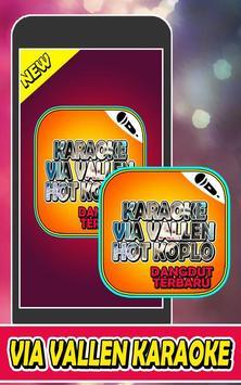 Karaoke Hot Via Vallen Koplo poster