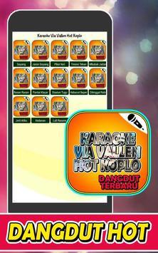 Karaoke Hot Via Vallen Koplo screenshot 2