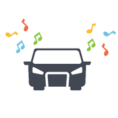 Car Music Streaming icon