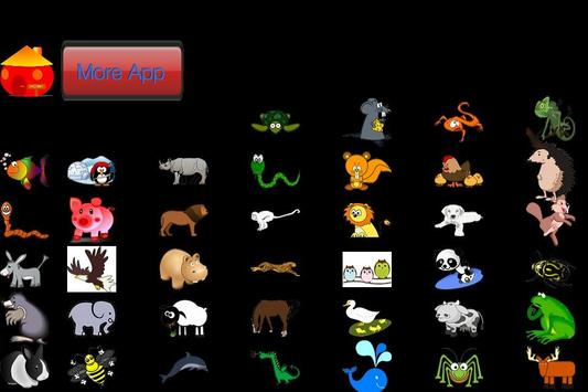 Piano -Animal Wallpaper apk screenshot