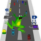 Frog@free game icon