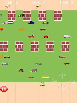Frog@free game poster