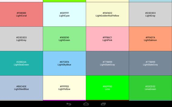 Color Code Reference Book APK Download - Free Productivity APP for ...
