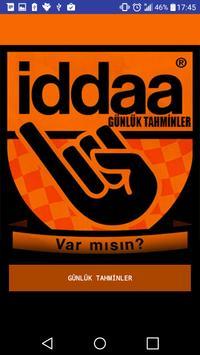 Günlük iddaa Tahminleri poster