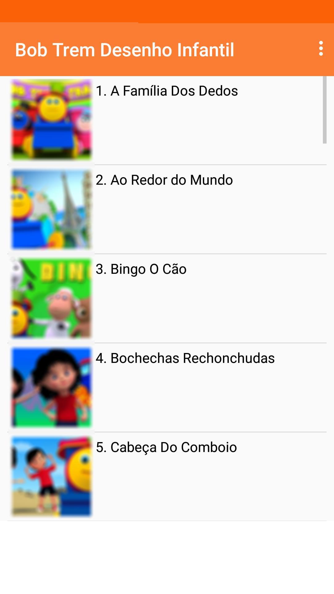 Bob Trem Desenho Infantil For Android Apk Download