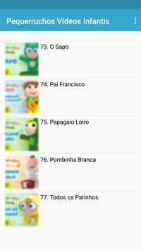Pequerruchos - Desenho Infantil screenshot 1