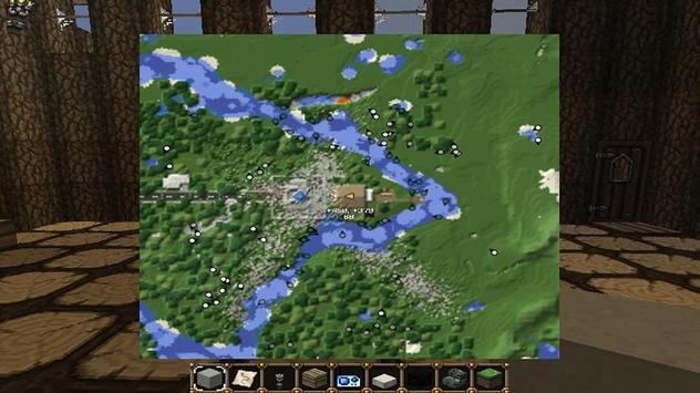 Mod Minimap Craft screenshot 3