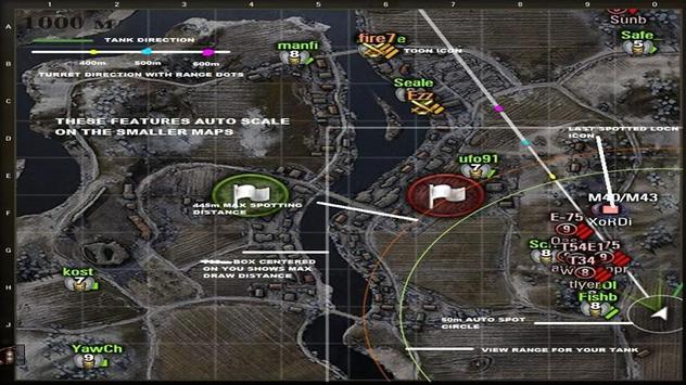 Mod Minimap Craft apk screenshot