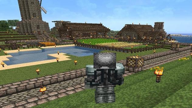 Mod Backpack Craft apk screenshot