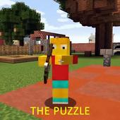Mod Bart Simpsons Craft - MCPE icon