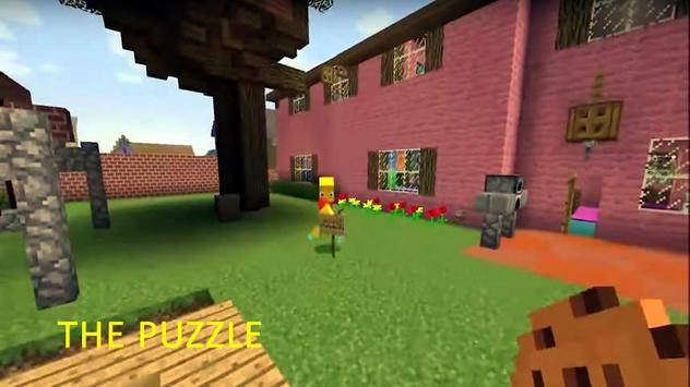 Mod Bart Simpsons Craft - MCPE screenshot 1