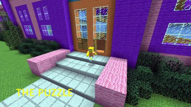 Mod Bart Simpsons Craft - MCPE screenshot 2