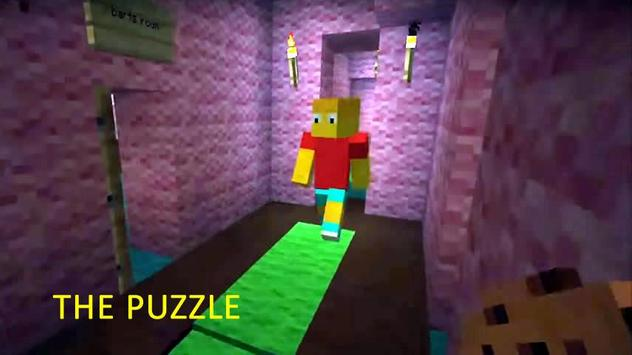 Mod Bart Simpsons Craft - MCPE screenshot 5