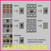 Mod Crafting Guide icon