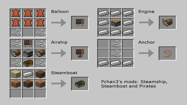 Mod Crafting Guide apk screenshot