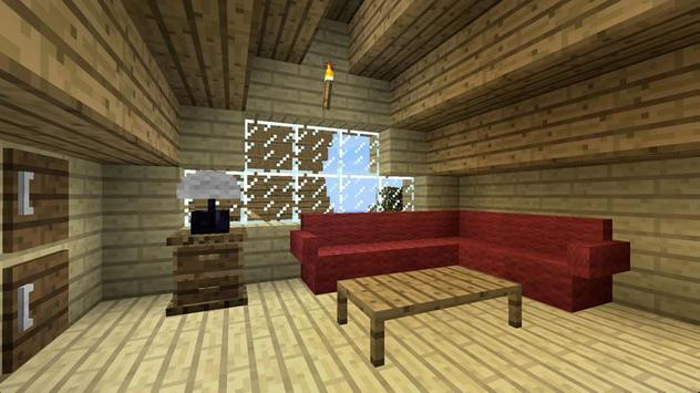 Mod Furniture Craft apk screenshot