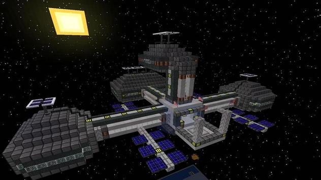 Mod Galactic Craft poster