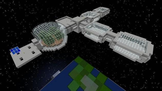 Mod Galactic Craft apk screenshot