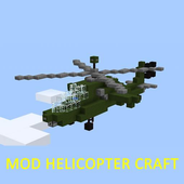 Mod Helicopter Craft icon