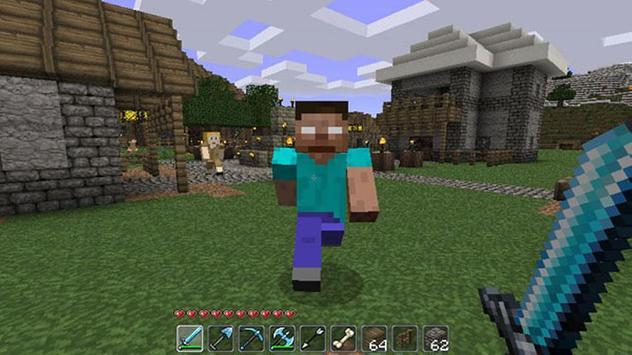 Mod Herobrine Craft apk screenshot