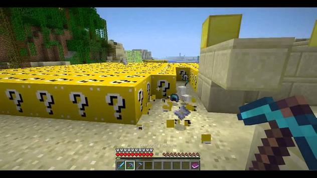 Mod Lucky Block Craft apk screenshot