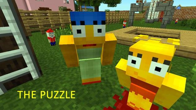 Mod Lisa Simpsons Craft - MCPE screenshot 1