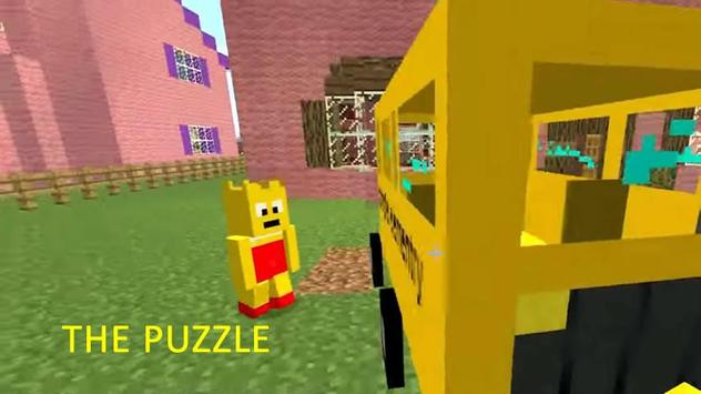 Mod Lisa Simpsons Craft - MCPE screenshot 5