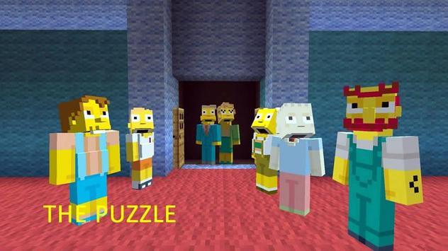 Mod Other Simpsons Craft MCPE screenshot 4