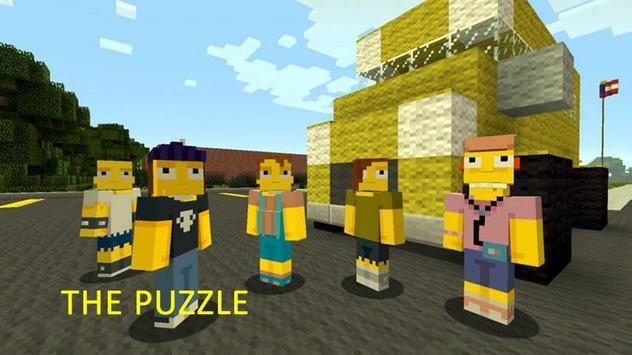Mod Other Simpsons Craft MCPE screenshot 5