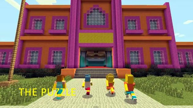 Mod Other Simpsons Craft MCPE screenshot 2
