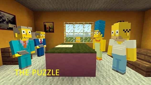Mod Other Simpsons Craft MCPE screenshot 3