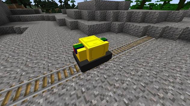 Mod Railcraft Ideas - MCPE screenshot 4