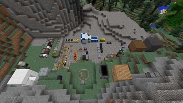 Mod Railcraft Ideas - MCPE screenshot 1