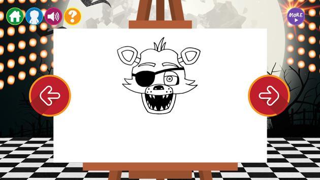 Draw Five Nights at Freddy's screenshot 3