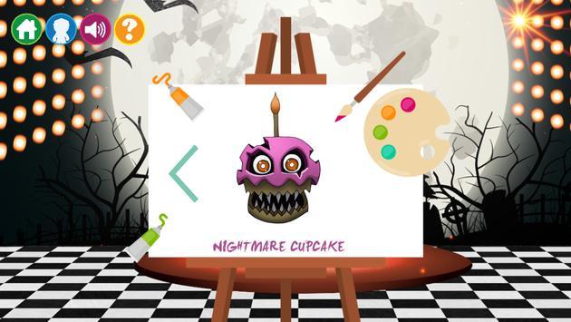 Draw Five Nights at Freddy's screenshot 15