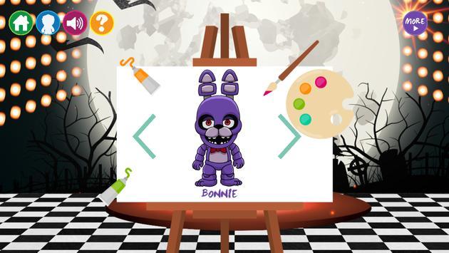Draw Five Nights at Freddy's screenshot 21
