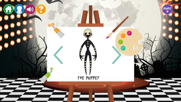 Draw Five Nights at Freddy's screenshot 23
