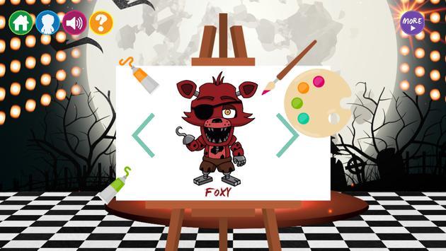 Draw Five Nights at Freddy's screenshot 2