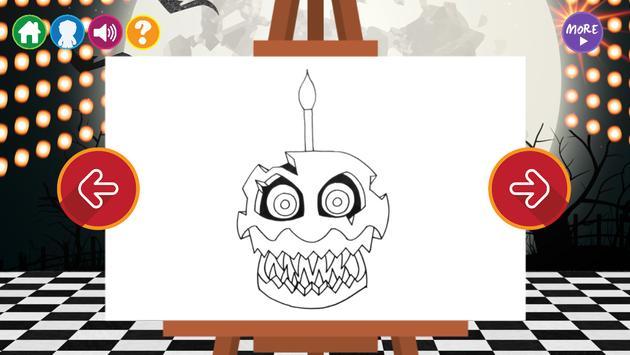 Draw Five Nights at Freddy's screenshot 7
