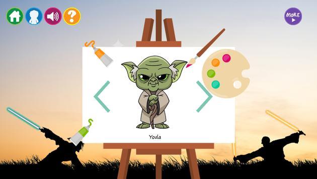 How to Draw Star Wars screenshot 3