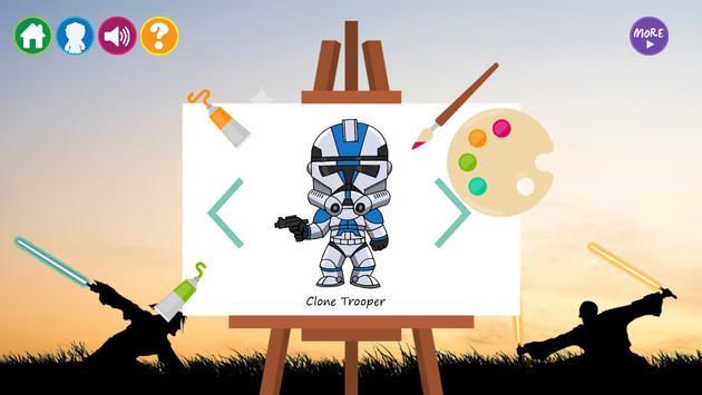 How to Draw Star Wars screenshot 6