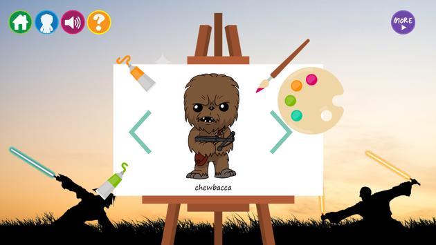 How to Draw Star Wars screenshot 7