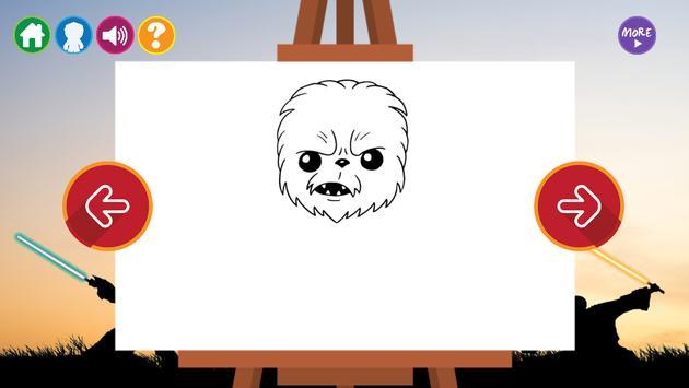 How to Draw Star Wars screenshot 9