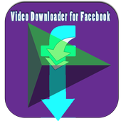 IDM for Facebook ★ Downloader icon