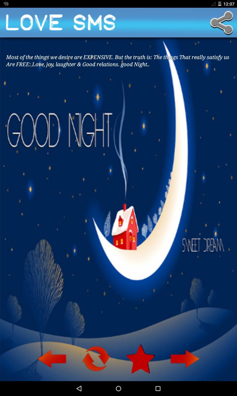 Good Night Love SMS for Android - APK Download