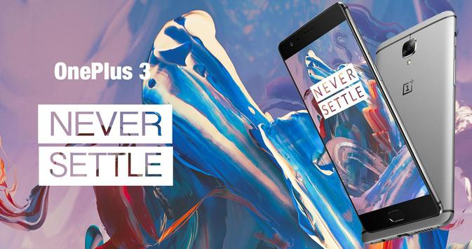 Theme for OnePlus 3 / 3T poster